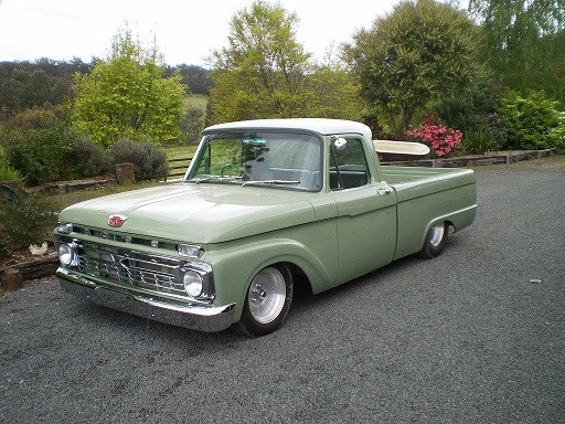 1966 Ford f100 WITH 460 v8