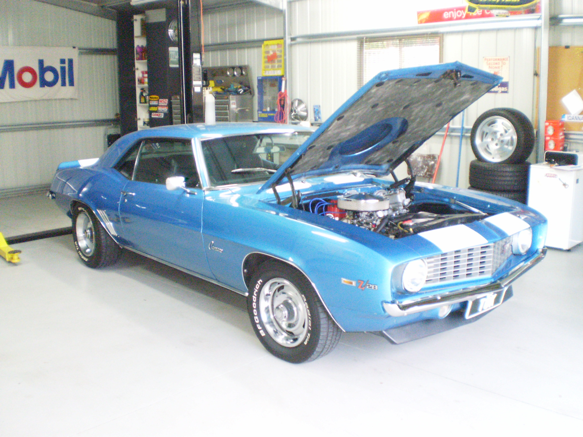 1969 Chevrolet Camaro import
